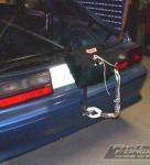 Dennis Butt 1988 Ford Mustang