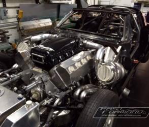 Tom Urbik 1979 Corvette