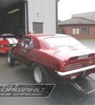 Lenard Wheeler Red 1969 Camaro